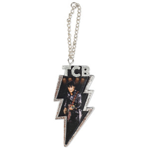 Elvis TCB Ornament