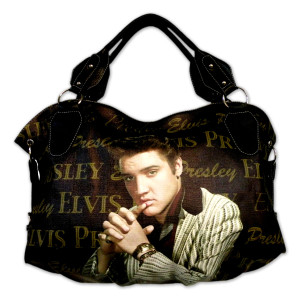 Elvis Designer Purse