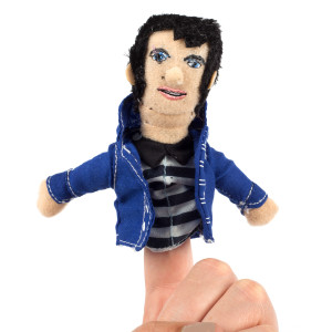 Elvis Presley Finger Puppet