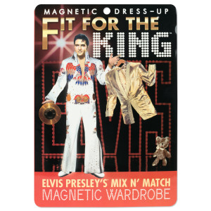 Elvis Presley Magnetic Dress Up