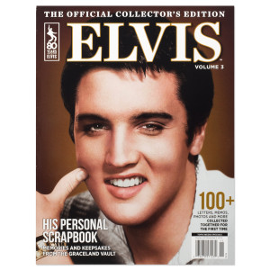 Elvis Presley - The Official Collector's Edition, vol. 3: 80 Years Scrapbook