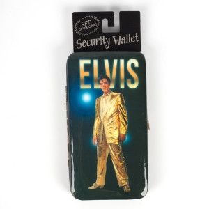 Elvis Presley Security Wallet