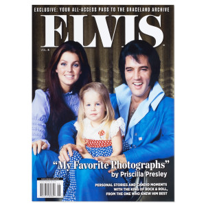 Elvis Official Commemorative Volume 5: My Favorite Photos by Priscilla Presley