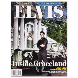 Elvis Official Commemorative Volume 6: The Ultimate Guide to Graceland