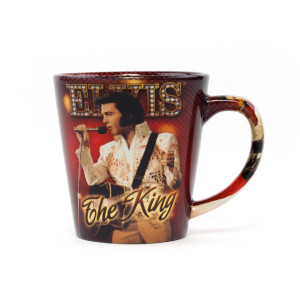 Elvis Presley Collector Mug - The King