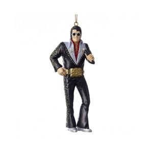 Elvis Presley Cisco Jumpsuit Ornament