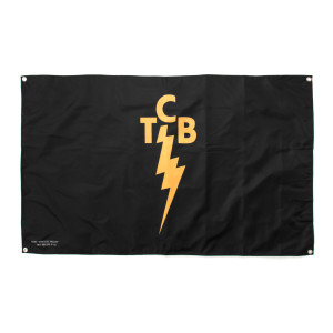 Elvis Presley TCB 2-sided Flag - 5' x 3'