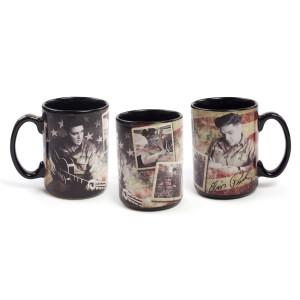 Elvis Presley U.S. Army Mug