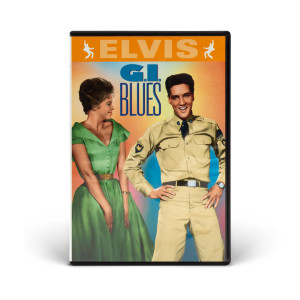 ELVIS GI BLUES