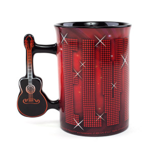 Elvis '68 Special Guitar Handle Mug