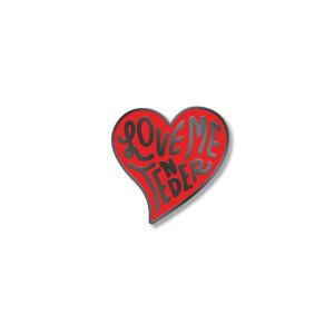 Elvis Love Me Tender Enamel Pin