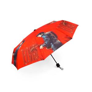 Elvis Presley '68 Comeback Special Compact Umbrella