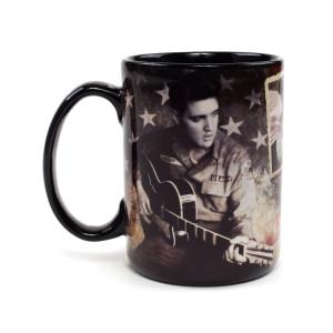 Elvis Presley Army Mug