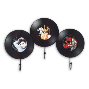 Elvis Presley Wall Hook Records