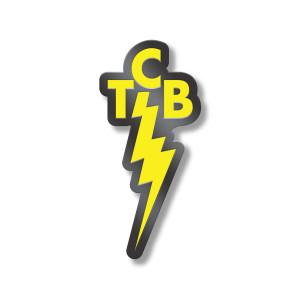 Elvis TCB Enamel Pin