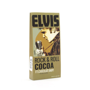 Elvis Rock and Roll Hot Chocolate Cocoa - 2.5oz