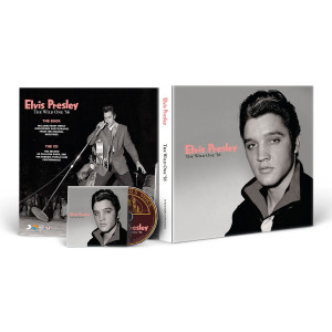 Elvis: The Wild One '56 FTD Book + Bonus CD