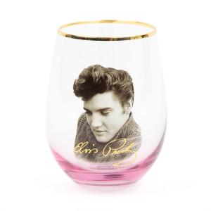 Elvis Sweater Stemless 20oz Wine Glass