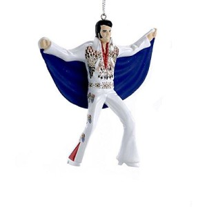 Elvis Eagle Jumpsuit Ornament