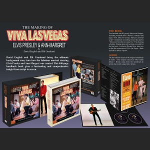 The Making of Viva Las Vegas FTD Book + CD