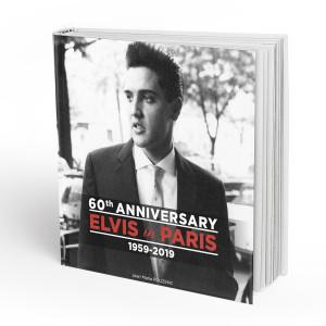 Elvis in Paris 60th Anniversary Book