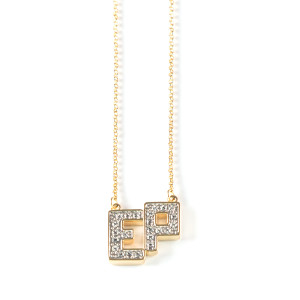 Lowell Hays 18K Gold Plated E.P. Necklace