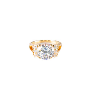 Ginger Alden Engagement Ring