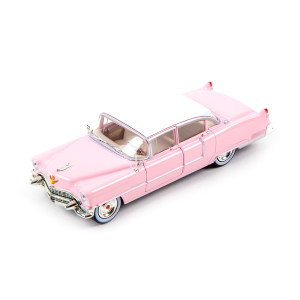 "Elvis Presley  - 1955 Cadillac Fleetwood Series 60 ""Pink Cadillac"" 1:24"