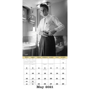 Elvis Presley Wertheimer Collection 2021 Calendar