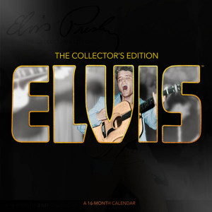Elvis Presley Collector's Edition 2021 Calendar