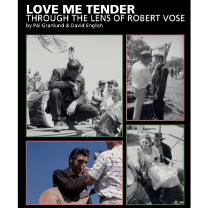 """Love Me Tender – Through The Lens of Robert Vose"" FTD Books + (2-Disc) CD"