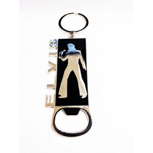 ELVIS Silhouette Keychain/Bottle Opener