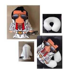 Elvis Jumpsuit Pillow