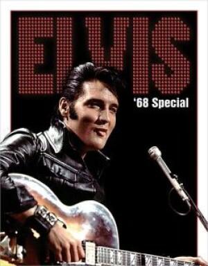 Elvis 68 Special Sign