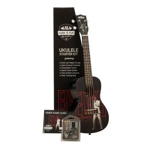 Elvis Viva Las Vegas Concert Ukulele Starter Kit