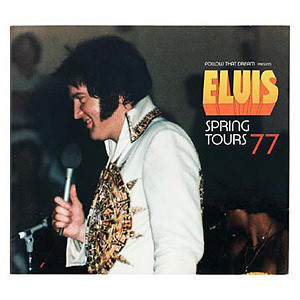 Elvis - Spring Tours 77 FTD CD