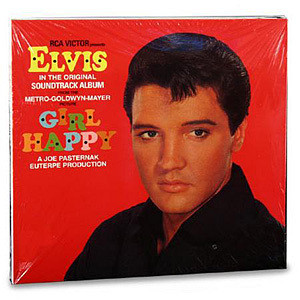 Elvis - Girl Happy FTD CD