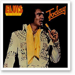 ELVIS Today FTD CD