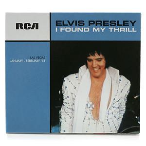 I Found My Thrill FTD CD