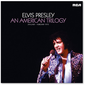 Elvis An American Trilogy FTD CD
