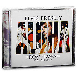 Elvis - Aloha from Hawaii CD