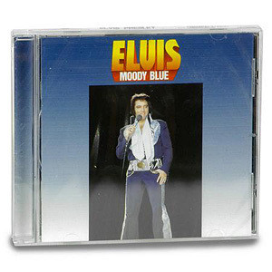 ELVIS Moody Blue CD