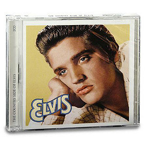 Country Side of ELVIS CD