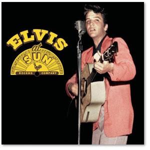 Elvis at Sun CD