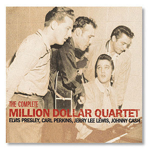 The Complete Million Dollar Quartet CD