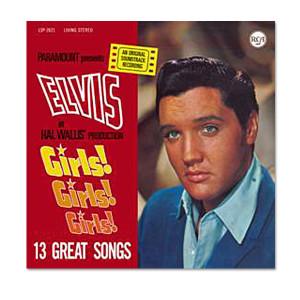 Elvis Girls! Girls! Girls! FTD CD