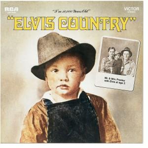 Elvis Country FTD CD