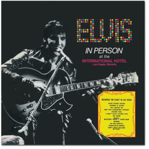 Elvis In Person FTD CD
