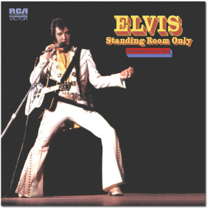 Elvis - Standing Room Only FTD CD