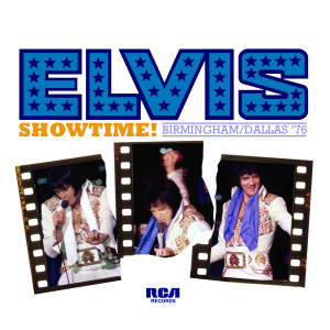 Elvis Showtime! Birmingham/Dallas '76 FTD CD